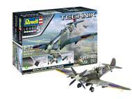 Supermarine Spitfire Mk.IXc Technik - Pre-Order Item #RVL457