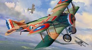 Revell of Germany  1/28 WWI Spad XIII BiPlane Fighter RVL4730