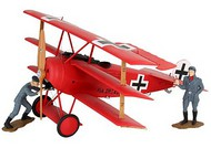 Revell of Germany  1/28 Fokker DRI Richthofen Triplane RVL4744