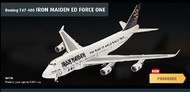 Revell of Germany  1/144 Boeing 747-400 Iron Maiden Airliner (Ltd Edition) RVL4950