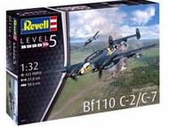 Messerschmitt Bf.110C-7 (ex Dragon) #RVL4961