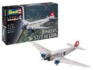 Junkers Ju.52/3m Civil #RVL4975