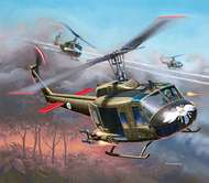 Revell of Germany  1/100 Bell Uh-1H Gunship RVL4983