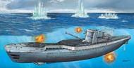 Revell of Germany  1/72 Type IX C/40 (U190) German Submarine RVL5133