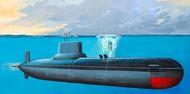 Revell of Germany  1/400 Soviet Typhoon Class Submarine (D) RVL5138
