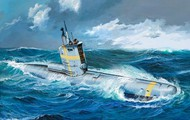 Revell of Germany  1/144 German Type XXIII Submarine RVL5140