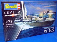 Revell of Germany  1/72 Petrol Torpedo Boat PT-109 RVL5147