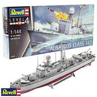 Revell of Germany  1/144 German Albatross Class 143 Fast Attack Craft Ship RVL5148