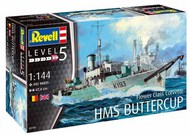 Revell of Germany  1/144 Flower Class Corvette 'HMS Buttercup' RVL5158