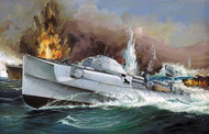 Revell of Germany  1/72 German Fast Attack Craft S-100 RVL5162