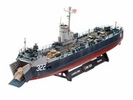 Revell of Germany  1/144 US Navy Landing Ship Medium (Bofors 40mm) RVL5169