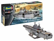 Revell of Germany  1/720 USS Tarawa LHA-1 Assault Carrier RVL5170
