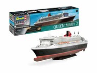 Revell of Germany  1/400 Queen Mary 2 Platinum Edition RVL5199