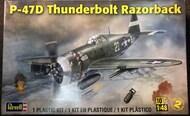Revell of Germany  1/48 Collection - P-47D Thunderbolt Razorback RVL5261