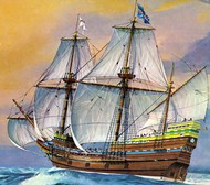 Mayflower Sailing Ship #RVL5486