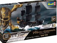 Revell of Germany  1/150 Black Pearl Pirate Ship 'Pirates Of The Caribbean' RVL5499