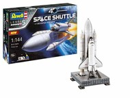 Revell of Germany  1/144 Space Shuttle & Booster 40th Anniversary Gift Set RVL5674