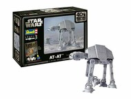 Revell of Germany  1/53 Gift Set - AT-AT (The Empire Strikes Back 40th Anniversary) RVL5680