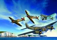 Revell of Germany  1/24 Gift Set - Battle of Britain '80th Anniversary' Spitfire Mk.I, Hurricane Mk.I, Ju.87 'Stuka' and Junkers Ju.88 RVL5691
