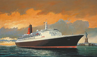 Revell of Germany  1/1200 Queen Elizabeth II Ocean Liner RVL5806