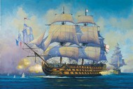 "Revell of Germany  1/450 HMS Victory Admiral Nelson""s Flagship 1805 Battle of Trafalgar RVL5819"