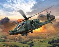 Revell of Germany  1/100 Hughes AH-64 Apache RVL6453