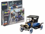Revell of Germany  1/24 1913 Ford Model T Roadster w/paint & glue RVL67661