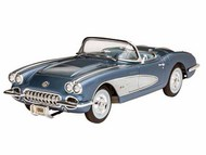 '53 Corvette Roadster #RVL7037