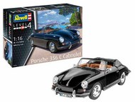 Revell of Germany  1/16 Porsche 356 Cabriolet RVL7043