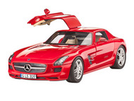 Revell of Germany  1/24 Mercedes Benz SLS AMG Car RVL7100