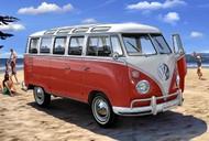 VW T1 Beetle Window (Samba) Bus #RVL7399