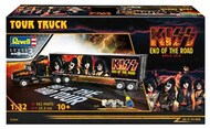 Revell of Germany  1/32 AC/DC Tour Truck Limited Edition RVL7453