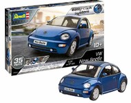 Revell of Germany  1/18 VW Beetle (new shape) easy-click kit RVL7643