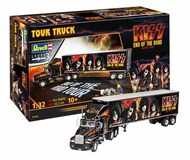 Revell of Germany  1/18 KISS Tour Truck Gift Set RVL7644
