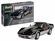 Revell of Germany  1/16 '78 Corvette (C3) Indy Pace Car RVL7646