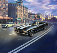 1968 Chevy Chevelle #RVL7662