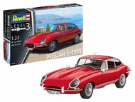 Revell of Germany  1/24 Jaguar E-Type Coup ¬ for October release - Pre-Order Item RVL7668