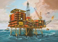 Revell of Germany  1/200 Off-Shore Oil Rig North Cormorant (Ltd Edition) RVL8803