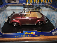 Revell of Germany  1/18 VW 1302 LS Cabriolet [Metal series] (pre-finished/pre-built) RVL8869