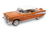 Road Legends  1/18 1957 Chevrolet Bel Air Hardtop (Gold) RLG2109GLD