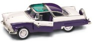 Road Legends  1/18 1955 Ford Crown Victoria (2-Tone Purple/White) RLG2138PUR