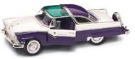 Road Legends  1/18 1955 Ford Crown Victoria (2-Tone Purple/White) RLG2138PUR