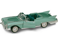 Road Legends  1/18 1958 Cadillac Eldorado Biarritz Convertible (Met. Green) RLG2158GRN