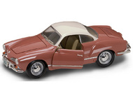 Road Legends  1/18 1966 VW Karmann Ghia 2-Door Hardtop (Coral) RLG2198CRL