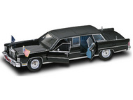 Road Legends  1/24 1972 Lincoln Reagan Presidential Limo (Black) (D)<!-- _Disc_ --> RLG24068
