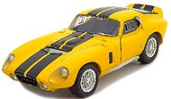 Road Legends  1/18 1965 Shelby Cobra Daytona Coupe (Yellow w/Black Stripes) RLG2408YLW