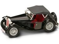 Road Legends  1/18 1947 MG TC Midget Convertible (Black) RLG2468BLK