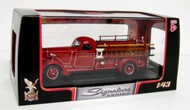 Road Legends  1/43 1939 American LaFrance B550RC Fire Engine Truck RLG43007