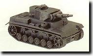 Herpa Minitanks/Roco  1/87 Pz.Kpfw.III Battle Tank w/ Short Gun HER174