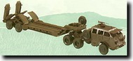 Herpa Minitanks/Roco  1/87 M26 Tank Transporter HER179